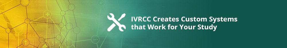 IVRCC offers Custom Design and Clinical Expertise for Clinical Trials