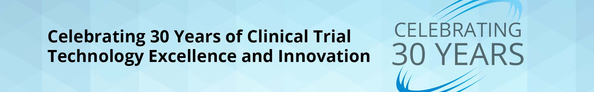 IVRCC - Celebrating 30 years in Clinical Trials